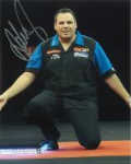 Adrian Lewis  (Darts) - Genuine Signed Autograph ~2